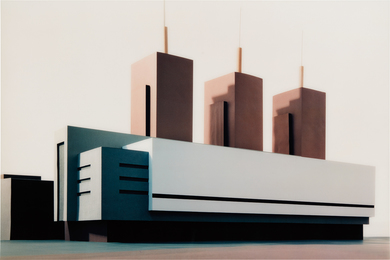 Thomas Demand, 'Fabrik,' 1994, Phillips: 20th Century and Contemporary Art Day Sale (November 2016)