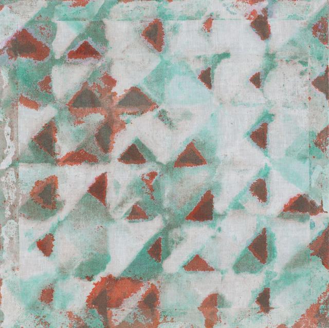 , 'thru 3.2,' 2015, Marisa Newman Projects