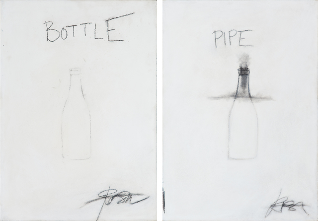 , 'Untitled/Bottle and Pipe,' 2000, Stevenson