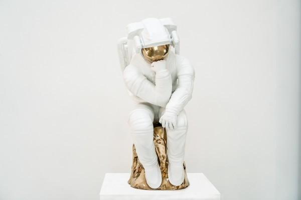 , 'The Thinker,' 2018, House of Fine Art - HOFA Gallery