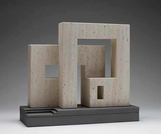 , 'Edifice No. 19,' 2018, William Havu Gallery