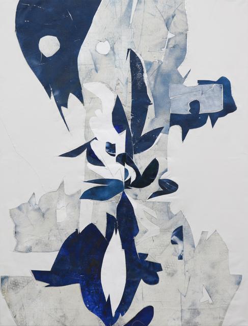 Ryan Wallace, 'Unlanding VIII', 2018, Susan Inglett Gallery