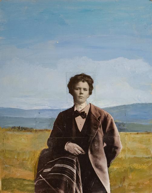 , 'Standing Figure #3,' , Robischon Gallery
