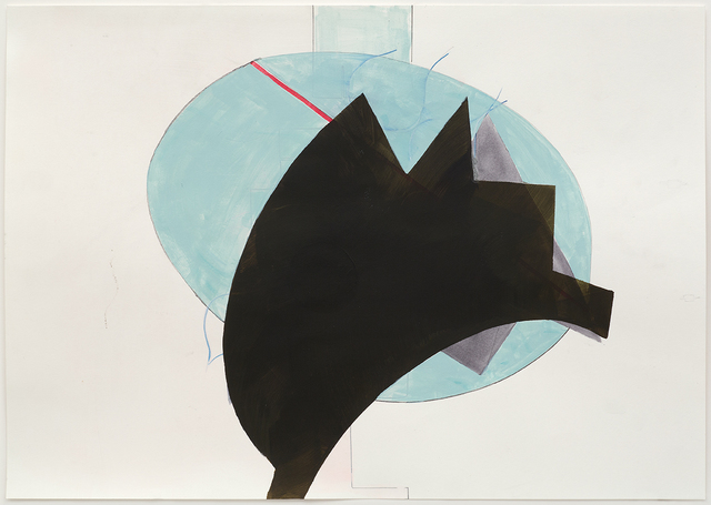 Alison Wilding, 'Heads Series 2', 2014, Karsten Schubert