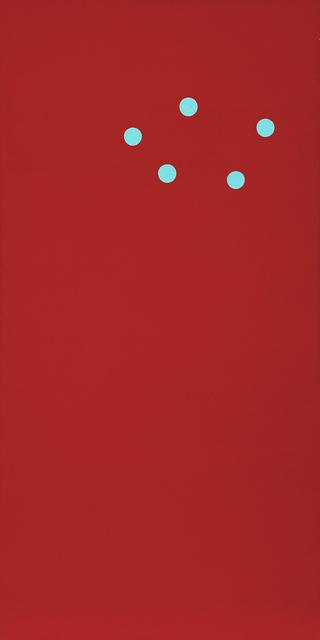 , 'Cluster,' 1993, Charles Nodrum Gallery