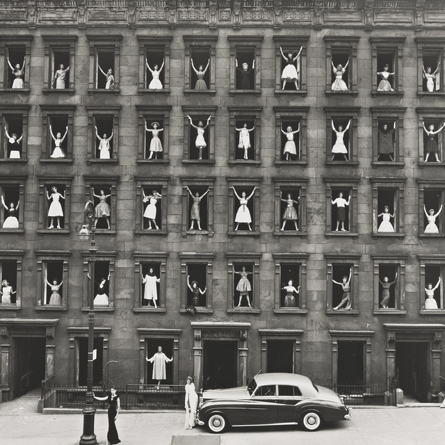 Ormond Gigli, 'Girls in the Windows, New York City', Sotheby's