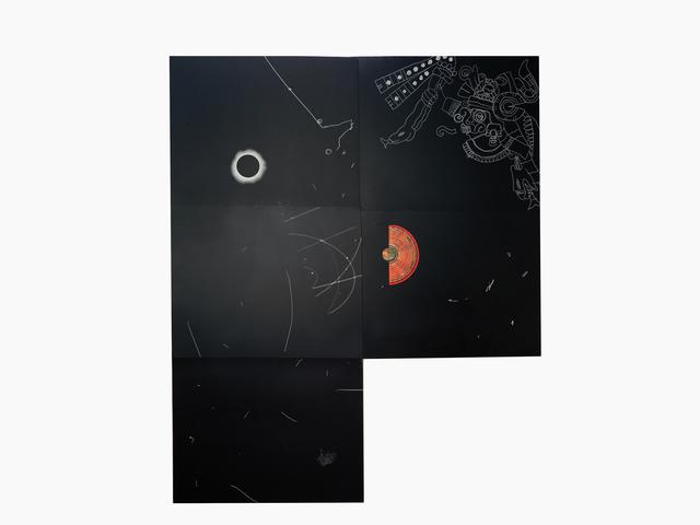 , 'Fossil Sky #1,' 2017, Athena Contemporânea