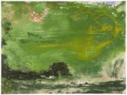 , 'Overture,' 1992, Helen Frankenthaler Foundation