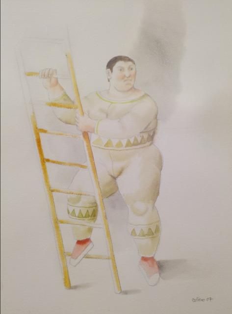 , 'De la serie: Circus,' 2007, Pablo Goebel Fine Arts