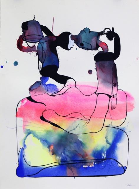 , 'Eye to Eye ,' 2017, Die Kunstagentin