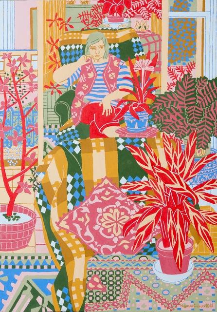 , 'Chair III,' 2018, Tatha Gallery