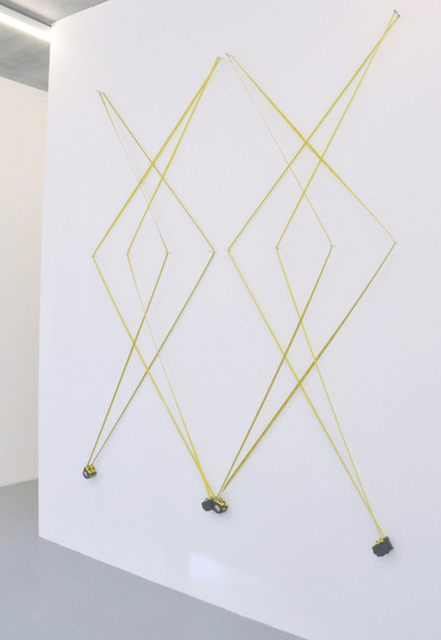 Oscar Abraham Pabon, 'Transportable Geometry', 2016, MAËLLE GALERIE