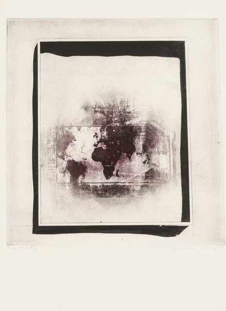 Norman Ackroyd, 'Pink Scene', 1968, Photography, Photogravure with aquatint and engraving, Forum Auctions