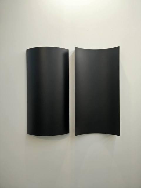 , 'Two Series B reliefs,' , Gallery Sofie Van de Velde