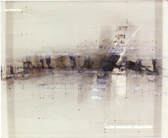 , 'Hilera curvada,' 2007, Galeria Joan Gaspar