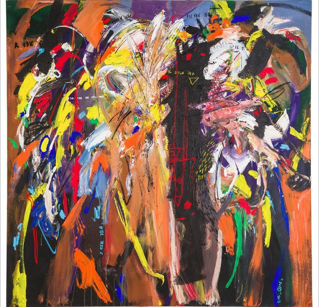 , 'Danses des Génies,' 2014, Primo Marella Gallery