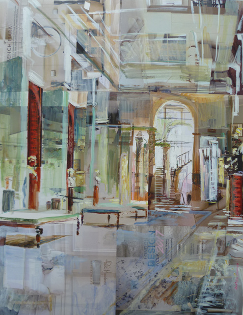 , 'Randolph Gallery I, Ashmolean Museum ,' 2017, Sarah Wiseman Gallery