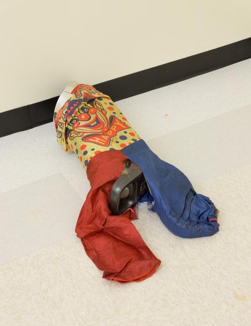 , 'Untitled (clown),' 2016, Jessica Silverman Gallery