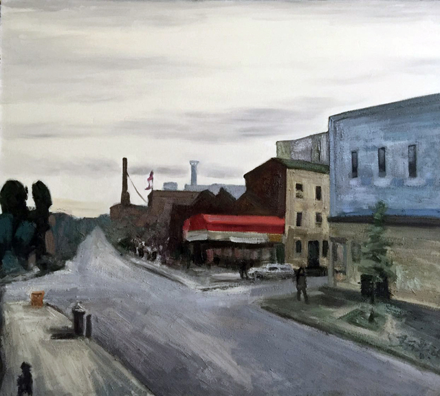 , 'The Street in Williamsburg,' 2006, Pearl Lam Galleries