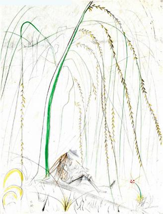 Salvador Dalí, 'Le Saule Pleurer (Weeping Willow)', 1968, Puccio Fine Art