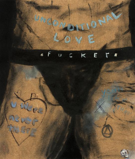 , 'Unconditional Love,' 2017, Galerie Heike Strelow