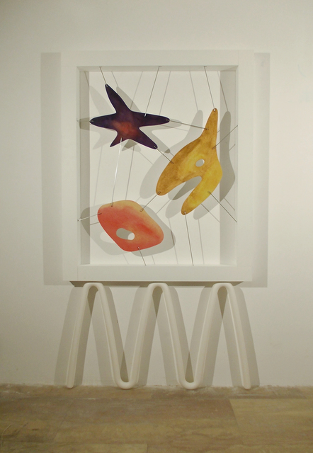 , 'Quadro Luminoso,' 2012, Galleria Rossella Colombari