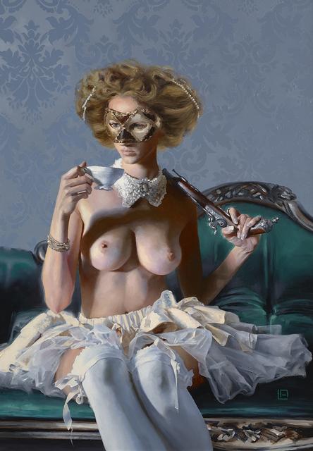 , 'Gunpowder Tea,' 2018, Rehs Contemporary Galleries