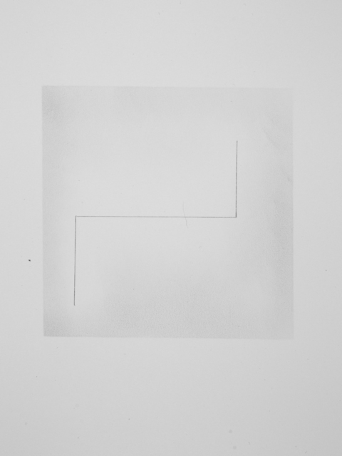 , 'Daily Drawing,' 2015, Galerie Wenger