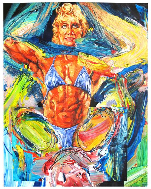 , 'de Koning cum Bazolits,' 2015, Galerie Michael Janssen