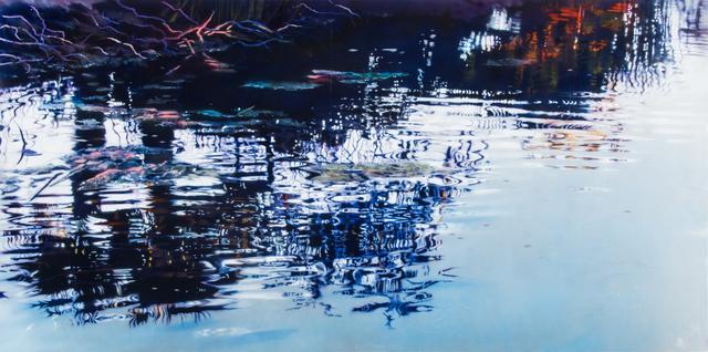 , 'Evening Calligraphy,' 2012, Bentley Gallery