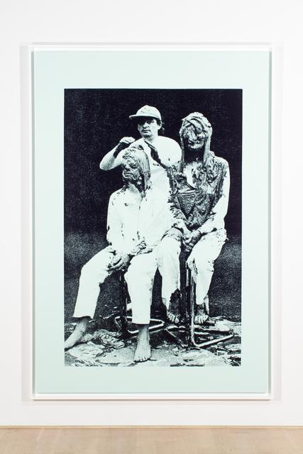 , 'Action,' 2015, Galerie Eva Presenhuber