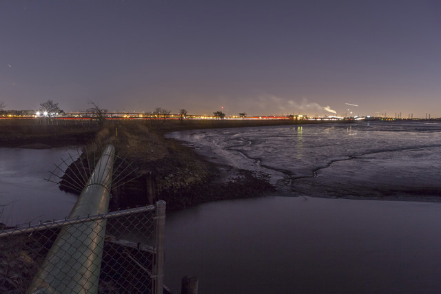 , 'Pipeline at Meadowlands Environmental Center,' 2017, Soho Photo Gallery