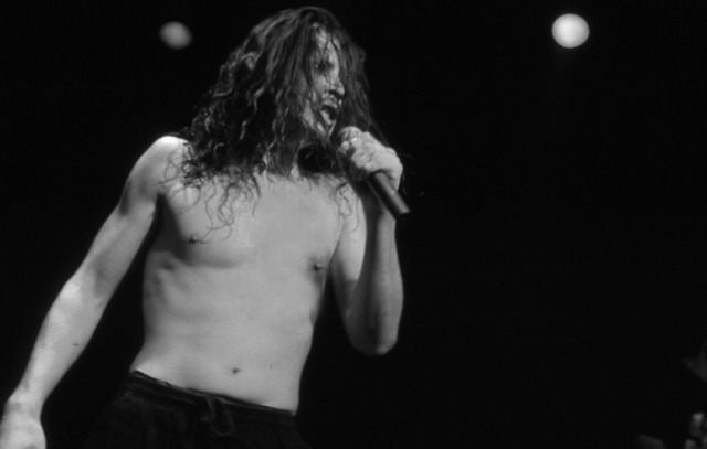 , 'Rusty Cage (Chris Cornell),' 1993, ACA Galleries