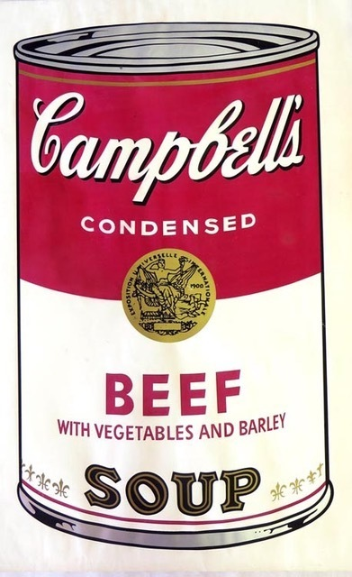 Andy Warhol, 'Campbell's Soup 1 - Beef, F.S.II.49', 1968, Dallas Collectors Club