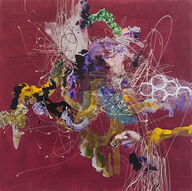 , 'Molecular Tango,' 2016, Ro2 Art