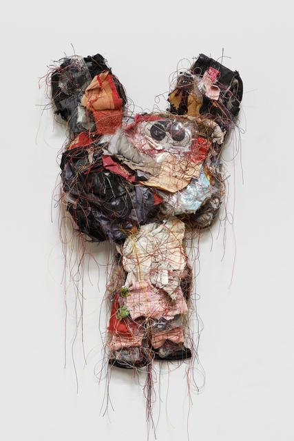 , 'Pelt #4,' 2014, Rena Bransten Gallery
