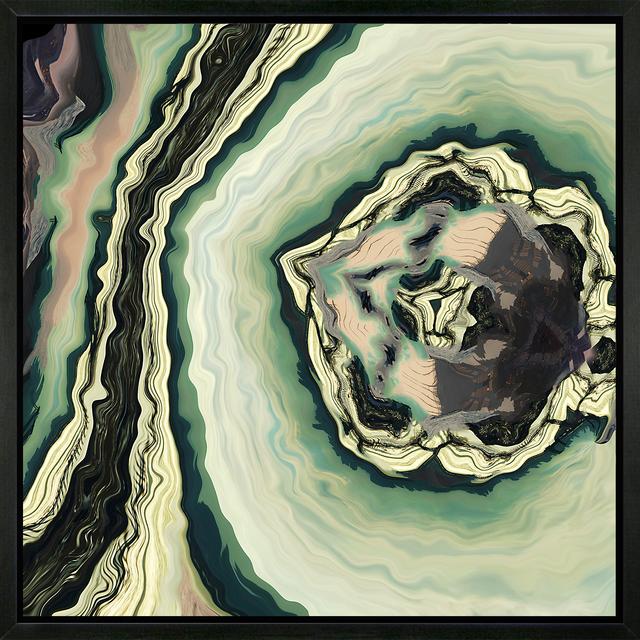 , 'Green Sky 1,' 2016, Elizabeth Keithline
