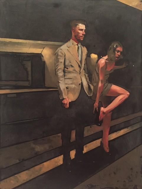 ", '""Twist of Fate"",' 2017, Bonner David Galleries"