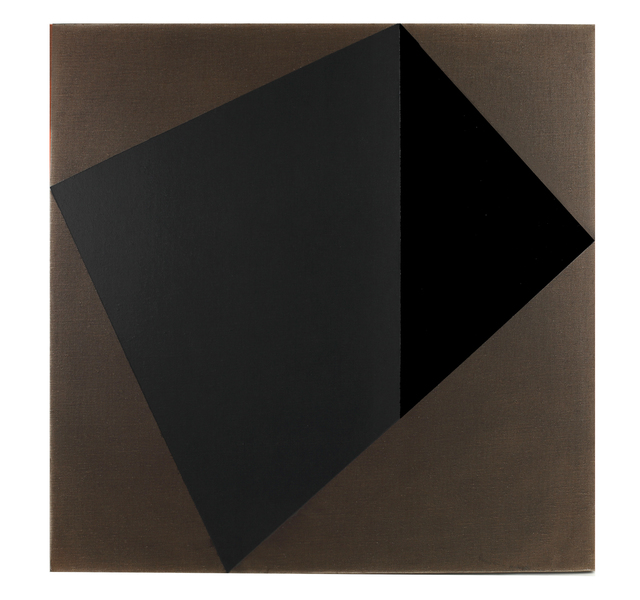 , 'Forma Negra 4,' 2015, THE MISSION
