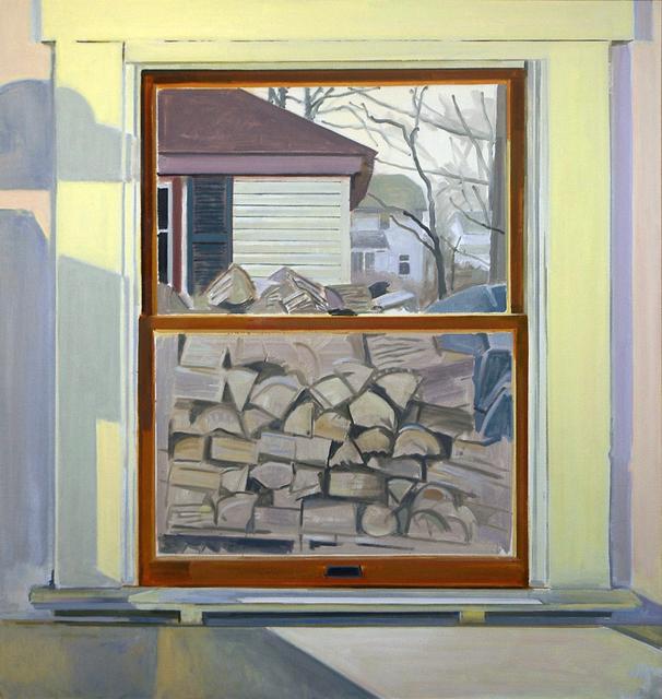 Richard Kirk Mills, 'Winter Lights', 2019, Blue Mountain Gallery