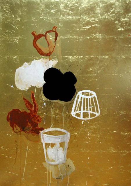 Amina Benbouchta, 'Untitled (Heart, rabbit, pot)', 2014, Sabrina Amrani