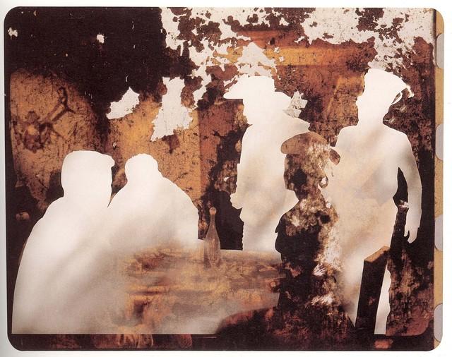 Richard Hamilton, 'Ghosts of Ufa', 1994, Print, Cristea Roberts Gallery