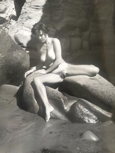 André de Dienes, 'Nu au rocher', 1960, Kunzt Gallery