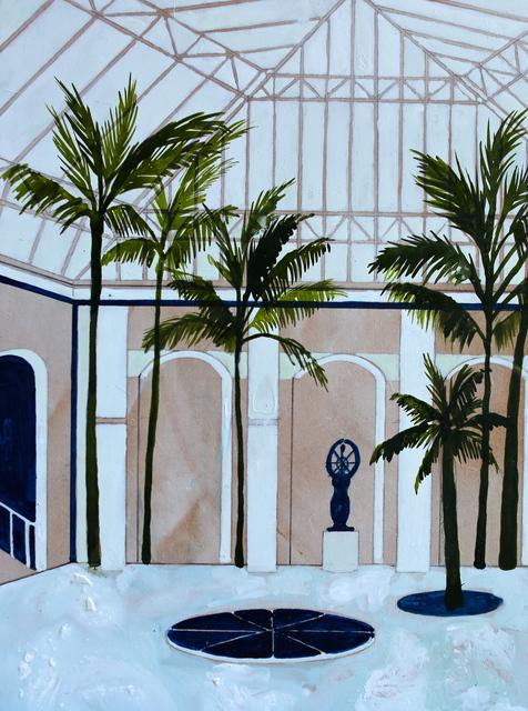 , 'Hiatus,' 2017, Arusha Gallery