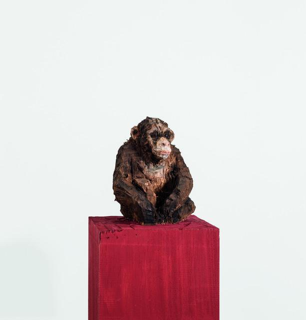 , 'Affe / Monkey,' 2014, Moscow Museum of Modern Art