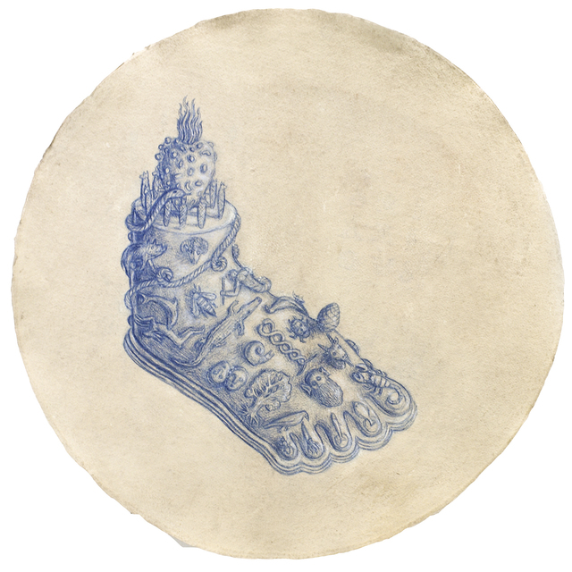 Kahn & Selesnick, 'The Foot of Sabazios', ca. 2018, Carrie Haddad Gallery