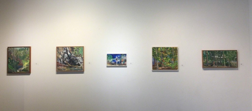 A Corner of Nature installation view: Donald Beal