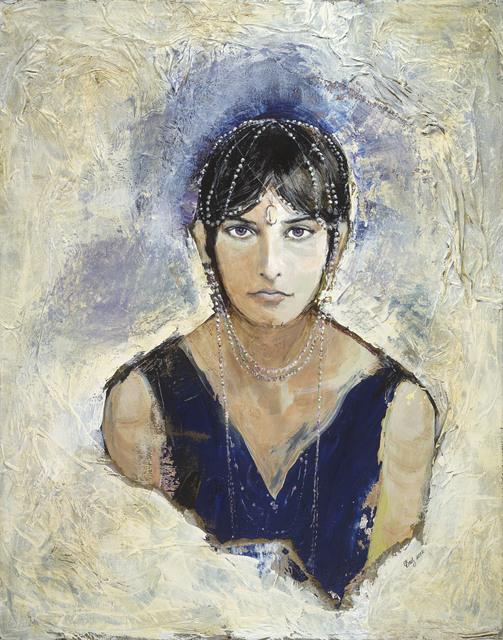 , 'Mimi Fariña,' 2016, Seager Gray Gallery