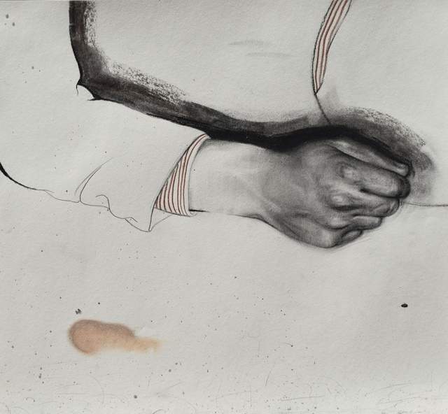 , 'Despot,' 2016, Robert Kananaj Gallery