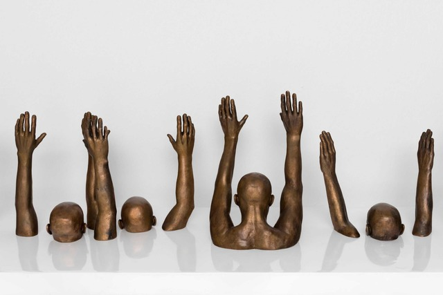 , 'Raise Up,' 2014, Goodman Gallery
